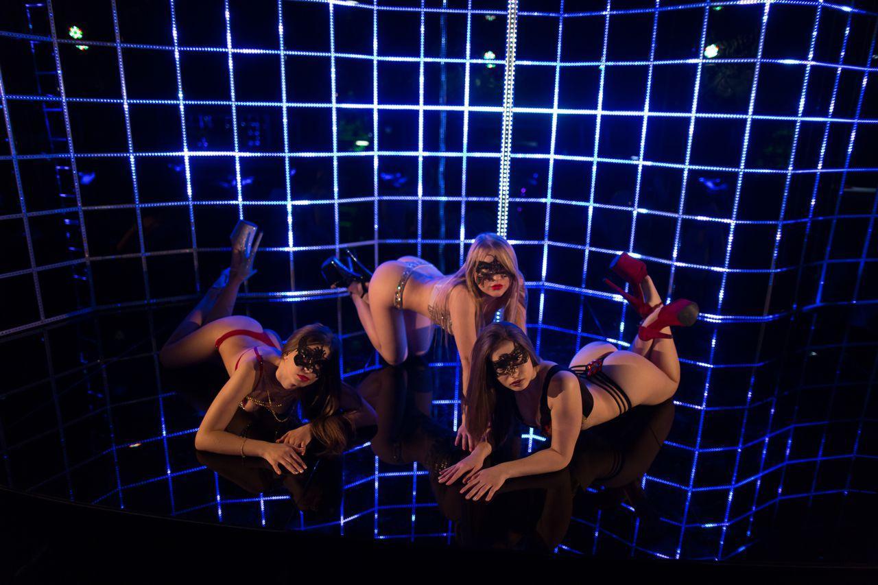 Visit of lap dance club in odessa